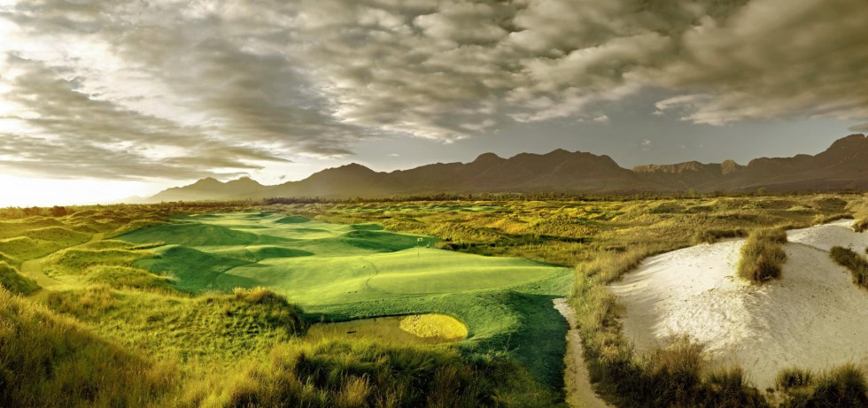 Fancourt Links 12th