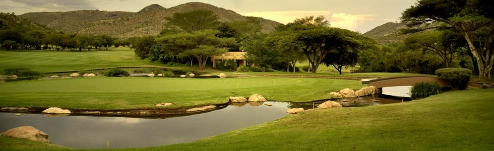 Golf Gary Player Sun City