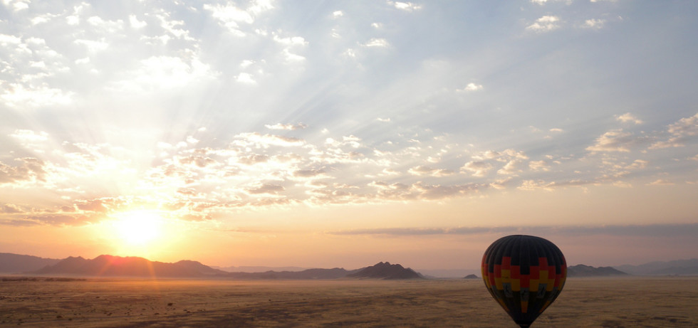Namibia Balloon